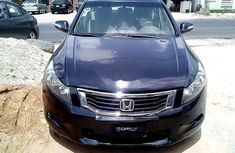 Clean Nigerian Used Honda Accord 2009