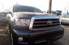 Clean Tokunbo Used  Toyota Sequoia 2010