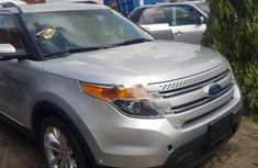 Clean Tokunbo Used  Ford Explorer 2012