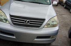 Clean Tokunbo Used  Lexus GX 2007