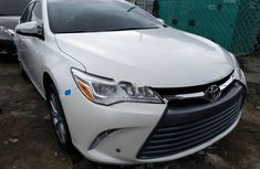 Clean Tokunbo Used Toyota Camry 2017