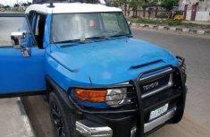 Cean Nigerian Used Toyota FJ Cruiser 2007