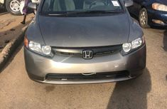 Super Clean Tokunbo Used Honda Civic 2007