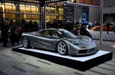 New record set as McLaren F1 LM-spec sells for ₦7.2 billion