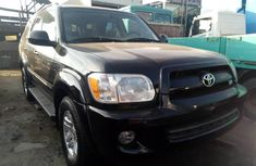 Clean Tokunbo Used  Toyota Sequoia 2007