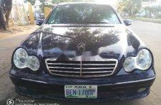Clean Nigerian Used Mercedes-Benz C350 2007