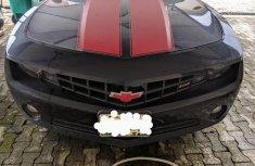 Clean Nigerian Chevrolet Camaro 2013