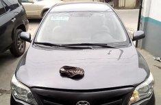 Clean Nigerian  Used Toyota Corolla 2011