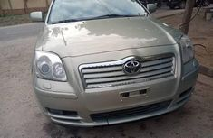 Clean Tokunbo Used Toyota Avensis 2006