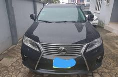 Clean Nigerian Used Lexus RX 2015