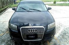 Clean Nigerian Used Audi A3 2006