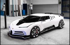 "See the ₦3.6b super-powerful Bugatti ""Centodieci"" Hypercar that pays homage to EB110 supersport"