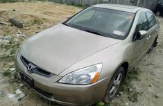 Super Clean Foreign used 2005 Honda Accord