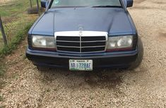 Nigerian Used Mercedes-Benz 190E 1993 Model