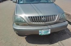 Barely Used 2000 Lexus RX 300 Jeep in Lagos