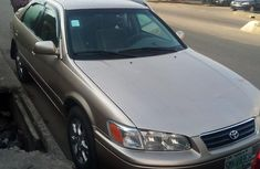 Well Maintained Nigerian Used Toyota Camry 2005 Model
