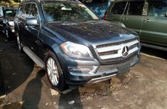 Foreign Used Mercedes Benz GL450 2014 Model Gray for Sale