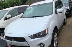 Super Clean Foreign Used Mitsubishi Outlander 2010