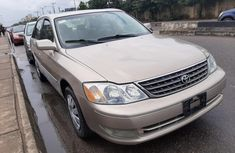 Neat Foreign used 2004 Toyota Avalon