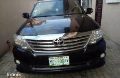 Nigerian Used 2013 Toyota Fortuner