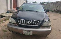 Neat Nigerian Used Lexus RX 2001