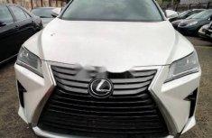 Neat Tokunbo Used  Lexus RX 2017