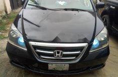 Super Neat Nigerian Used Honda Odyssey 2007