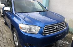 Super Clean Foreign used 2008 Toyota Highlander