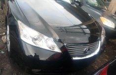 Clean Tokunbo Used  Lexus ES 2009