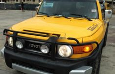 Super Clean Foreign used 2008 Toyota FJ CRUISER