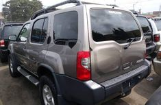 Super Clean Foreign used 2003 Nissan Xterra Automatic Petrol well maintained