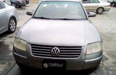Nigerian Used Volkswagen Passat 2002