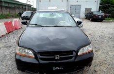 Nigerian Used  Honda Accord Petrol