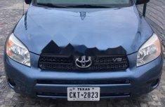 Clean Tokunbo Used Toyota RAV4 2007