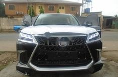 Neat Foreign used Lexus LX 2019
