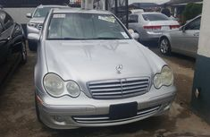 Clean Nigerian Used  Mercedes-Benz C320 2009