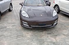 Clean Tokunbo Used Porsche Panamera 2014