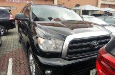 Nigerian Used Toyota Sequoia 2008
