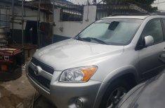 Clean Tokunbo Used Toyota RAV4 2009