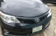 Clean Nigerian Used Toyota Camry 2012