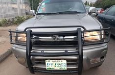 Nigerian Used 2002 Toyota 4-Runner in Lagos