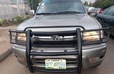 Nigerian Used 2002 Toyota 4-Runner in Lagos