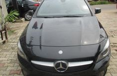 Neat Foreign used Mercedes-Benz CLA-Class 2014
