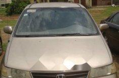 Clean Nigerian Used Honda Odyssey 2002