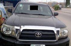 Clean Nigerian Used Toyota Tacoma 2010