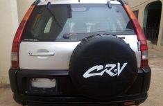Neatly Used Honda CRV 2003 Model in Nigeria