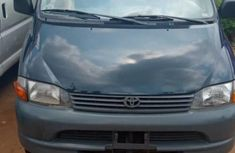 Foreign Used Toyota HiAce 2000 Model in Lagos