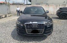 Neat Nigerian used 2011 Audi Q5