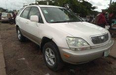 Super Clean Nigerian used Lexus RX 2002