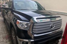 Neat Nigerian used 2016 Toyota Tundra for sale in Lagos